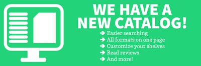 green catalog search